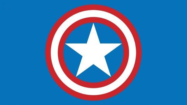 Capitán América logo