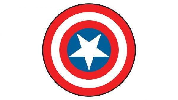 Capitan America logo