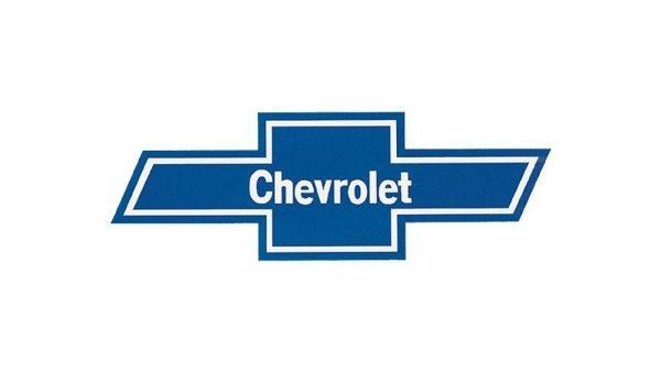 Chevrolet Logo 1977