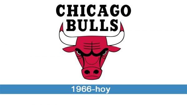 Chicago Bulls Logo historia