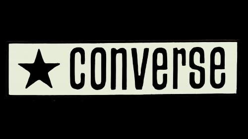 Converse Logo 1963