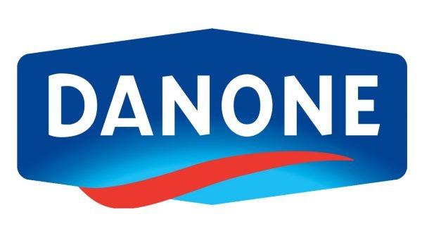 Danone Logo 1993