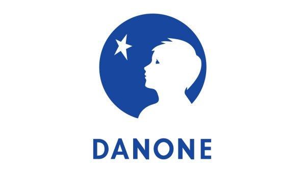 Danone Logo 90s