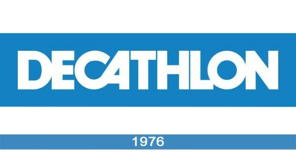 Decathlon Logo historia