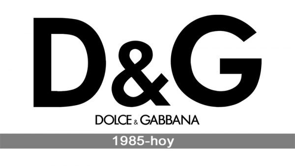 Dolce & Gabbana logo historia