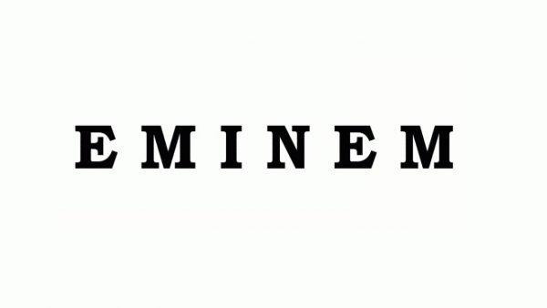 Eminem logo 1996