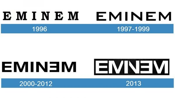Eminem logo historia