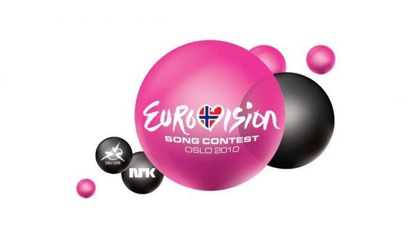Eurovisión logo 2010