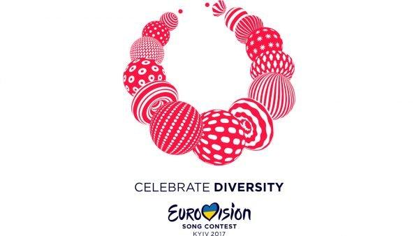 Eurovisión logo 2017