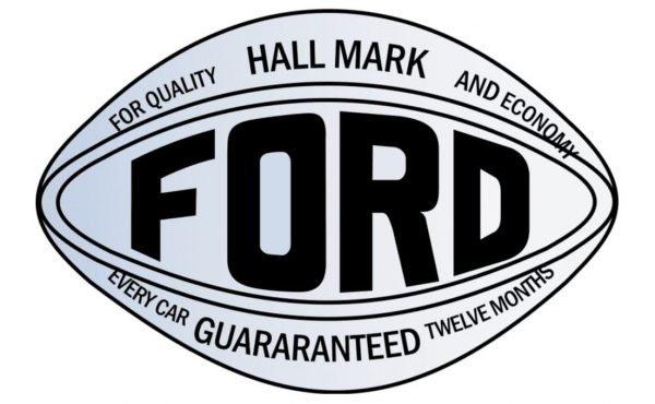 Ford Logo 1907