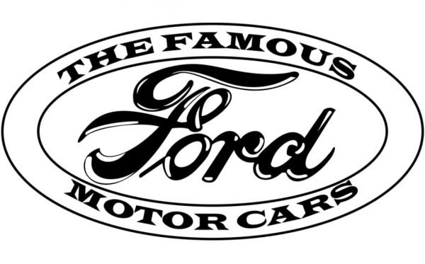 Ford Logo 1911