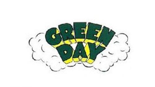 Green Day Logo-1994