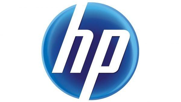 Hewlett Packard logotipo