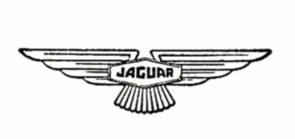 Jaguar Logo 1930