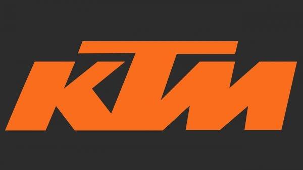 KTM emblema