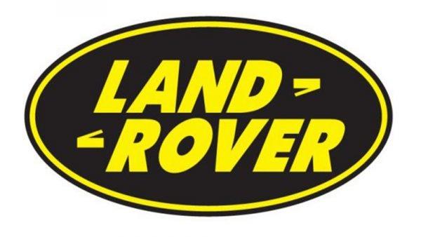 Land Rover Logo 1968