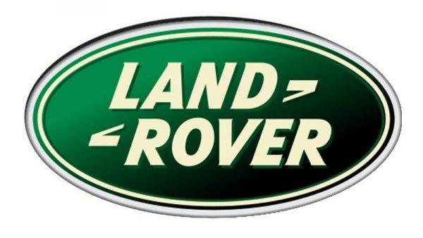 Land Rover Logo 1986