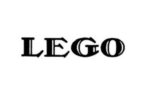 Lego Logo 1934
