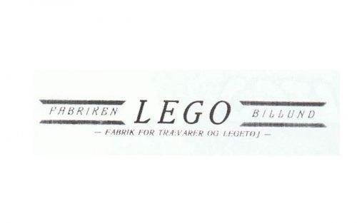 Lego Logo 1936