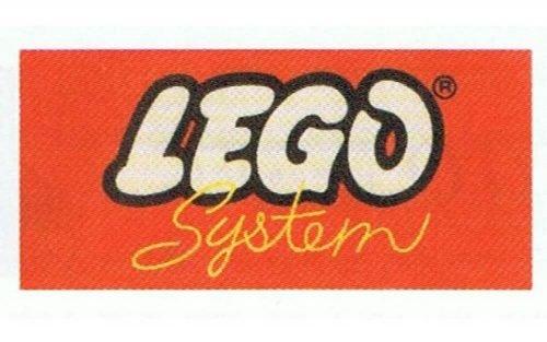 Lego Logo 1960