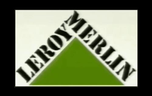 Leroy Merlin Logo 1980