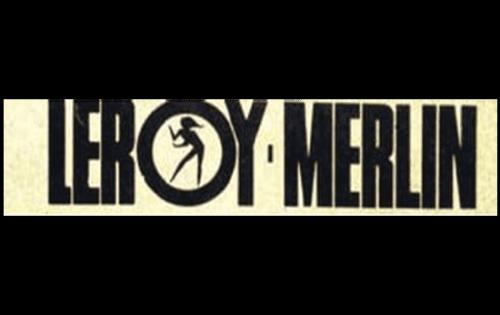 Leroy Merlin Logo 1968