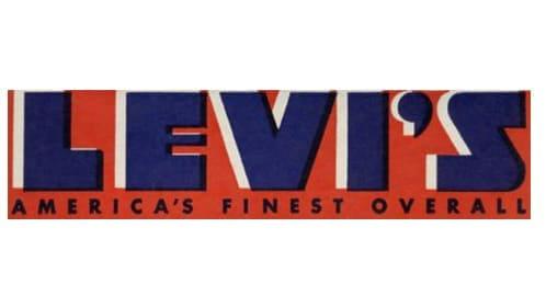 Levis Logo 1929