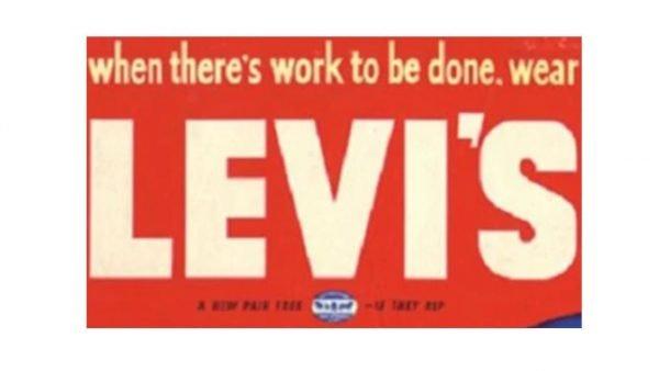 Levis Logo 1949