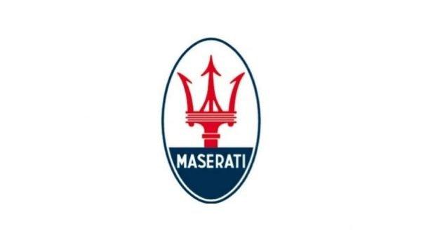 Maserati Logo 1997