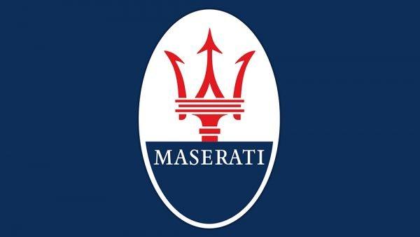 Maserati simbolo