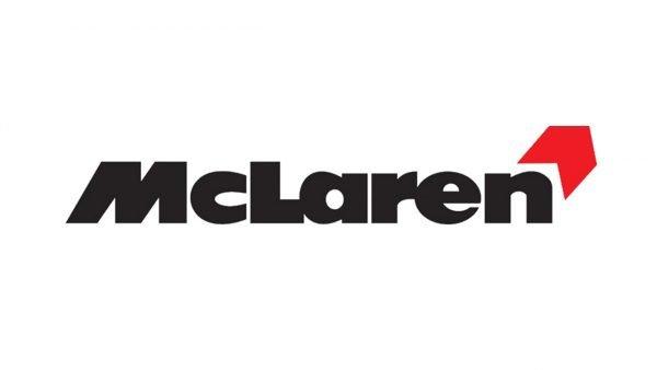 McLaren Logo 1991