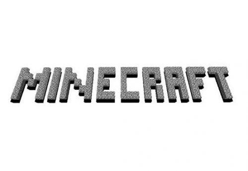 Minecraft Logo-2009-11