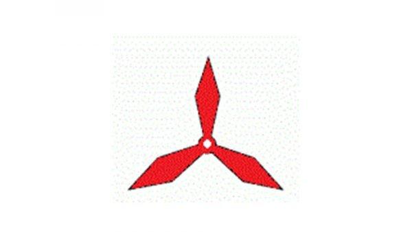 Mitsubishi Logo 1875