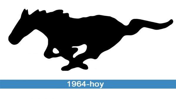 Mustang Logo historia