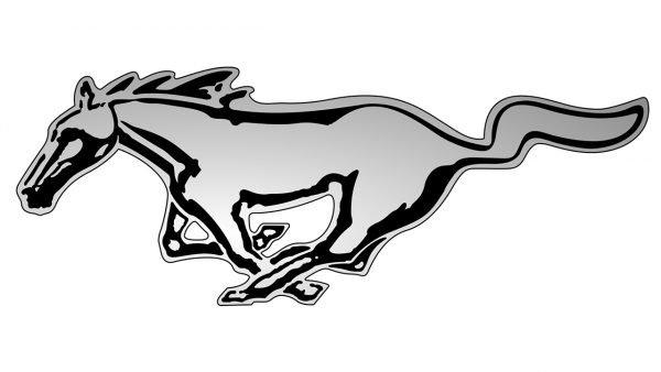 Mustang Logotipo
