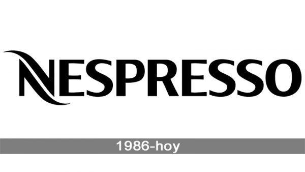 Nespresso Logo historia