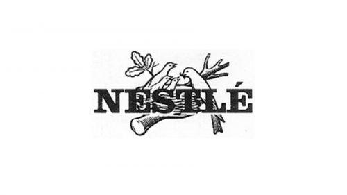 Nestle Logo 1966