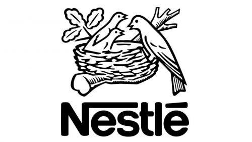 Nestle Logo 1984