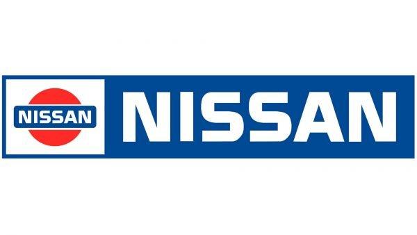 Nissan Logo 1983