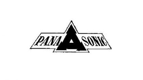 Panasonic Logo 1955