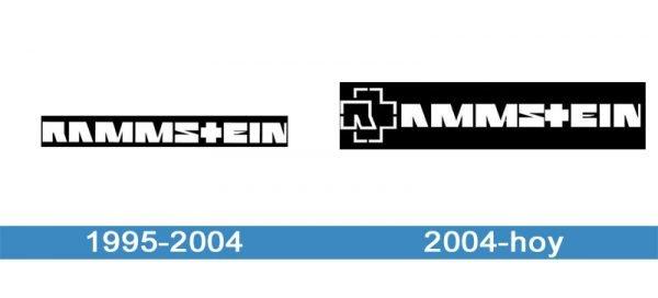 Rammstein logo historia