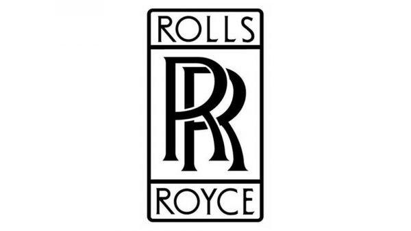 Rolls-Royce Logo 2019