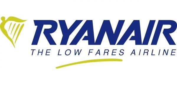 Ryanair Logo 1987