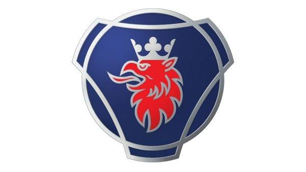 Scania Logo emblema