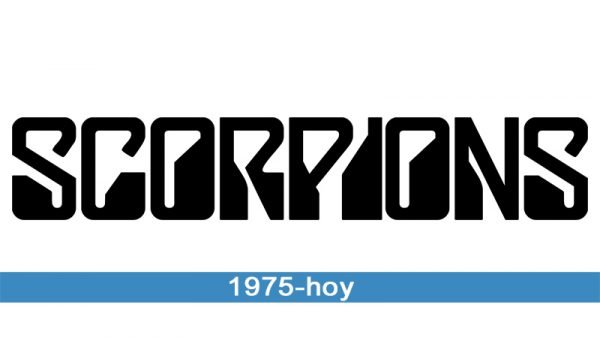 Scorpions Logo historia