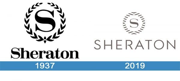 Sheraton Logo historia