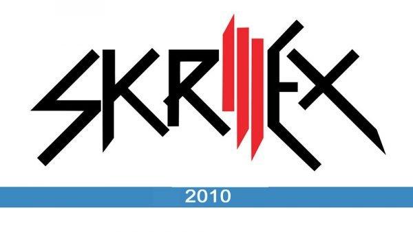 Skrillex Logo historia