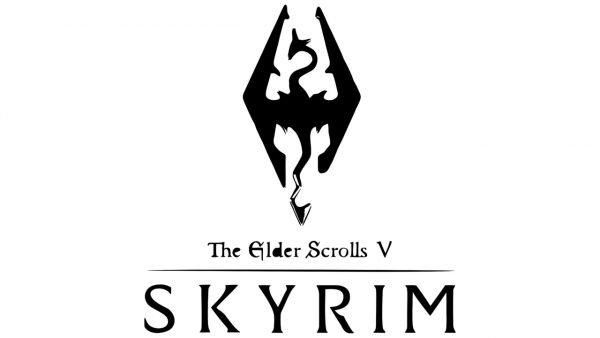 Skyrim logotipo