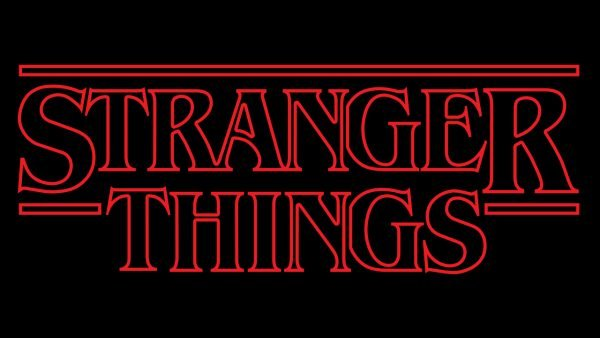 Stranger Things Logotipo