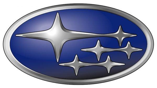 Subaru simbolo